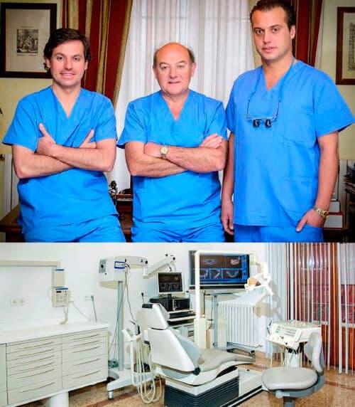 Clínica Dental Miguel Ángel - Equipo