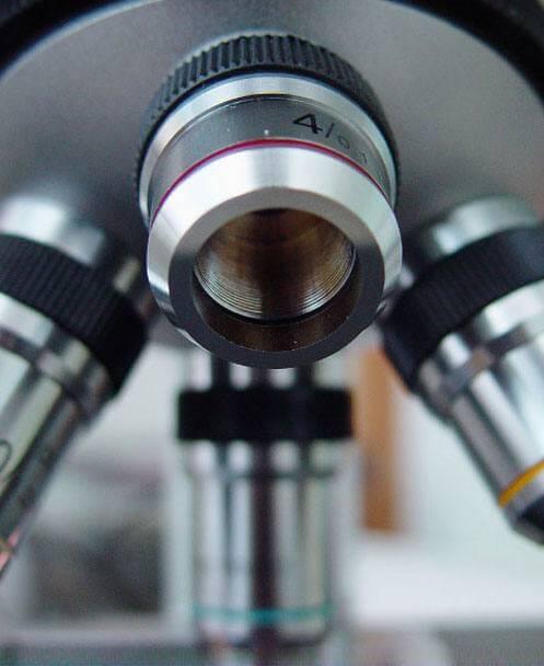 Microscopio óptico dental