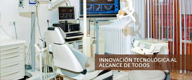 Innovación tecnológica - Clínica Dental Miguel Ángel
