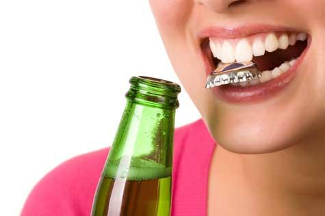 Hábitos negativos para los dientes