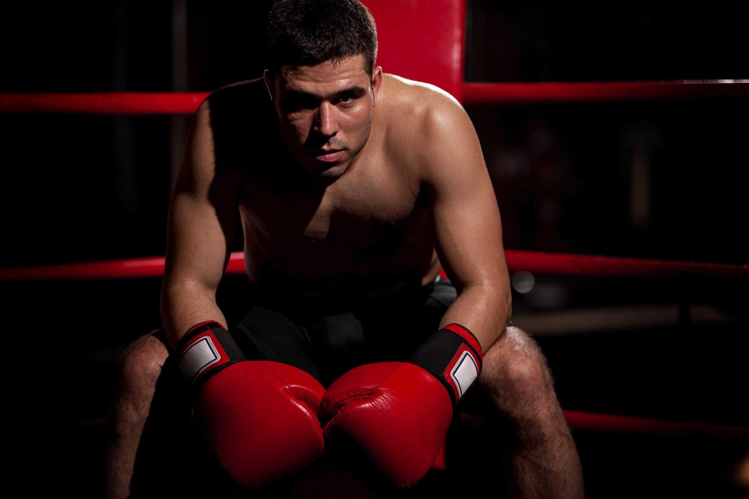 odontología deportiva en boxeo
