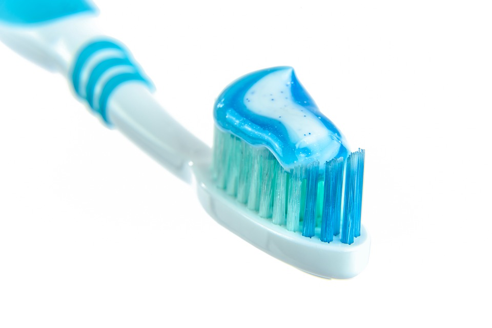Flúor pasta de dientes