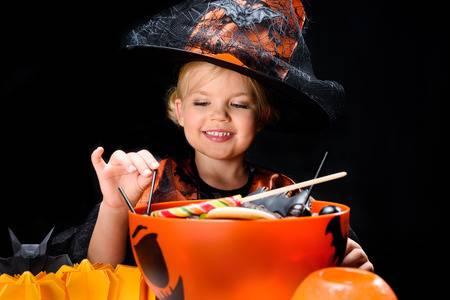 dientes halloween niños