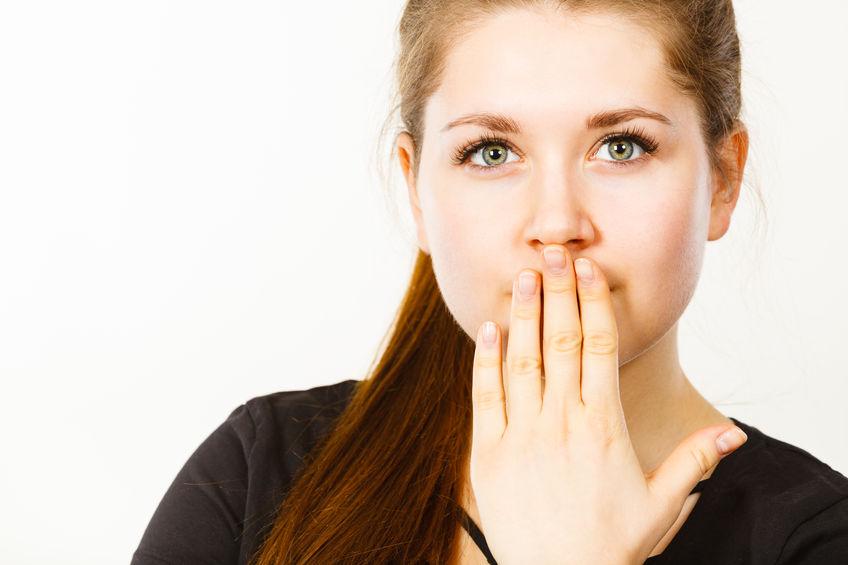 afecciones bucales halitosis