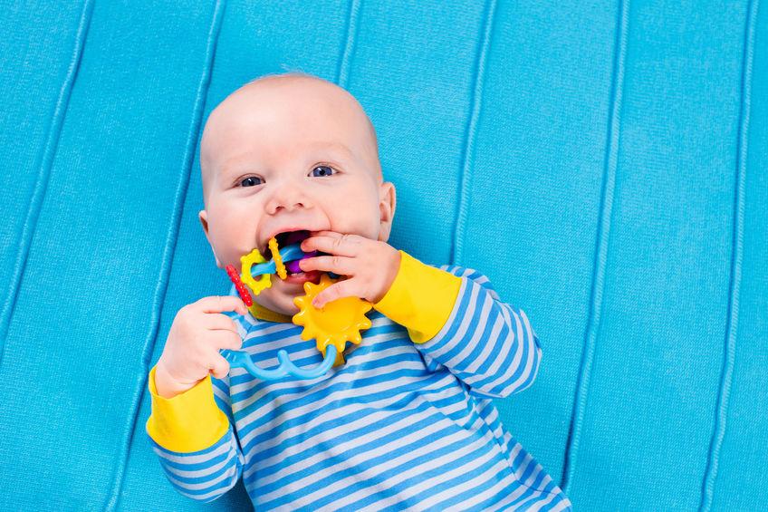 dentición bebés